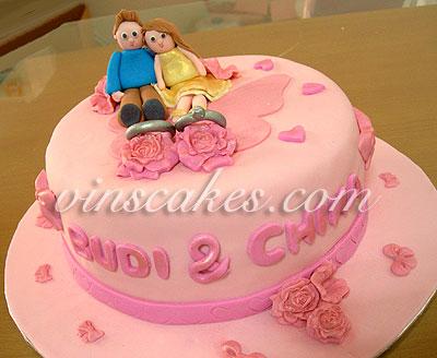 Couple Birthday Cake Pictures : 400px