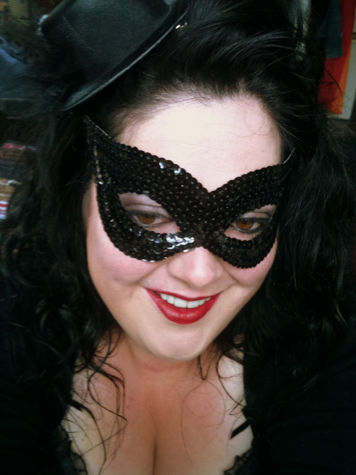 Aphrosie: Face of the day - Masquerade Ball Make Up