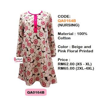 T-Shirt-Muslimah-Qaseh-QA0164B