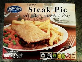 kershaws luxury steak pie review