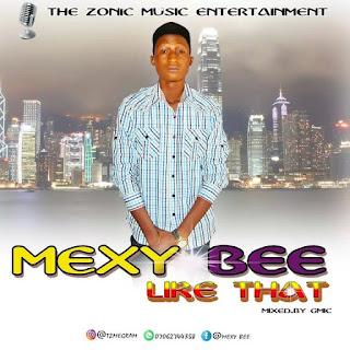 NEW STREET JAMZ: MEXY BEE – LIKE THAT