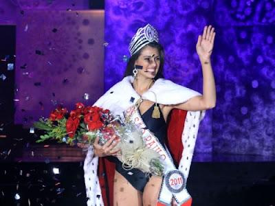 Fotos Rafaela Butareli - Miss São Paulo 2011 4