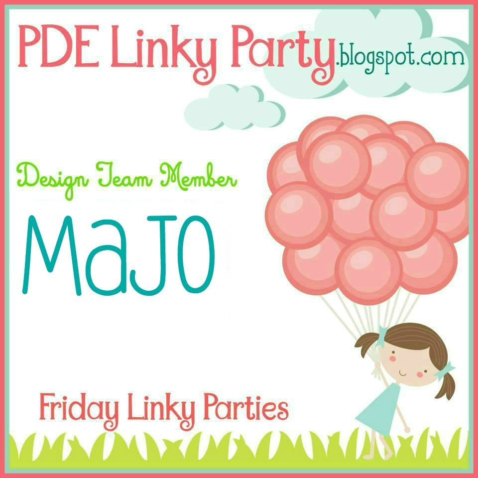 I design for PDE Linky Party