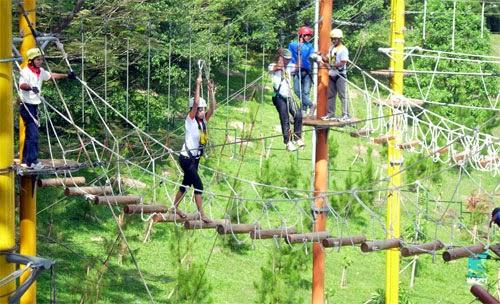 Objek Wisata Taman Budaya Bogor