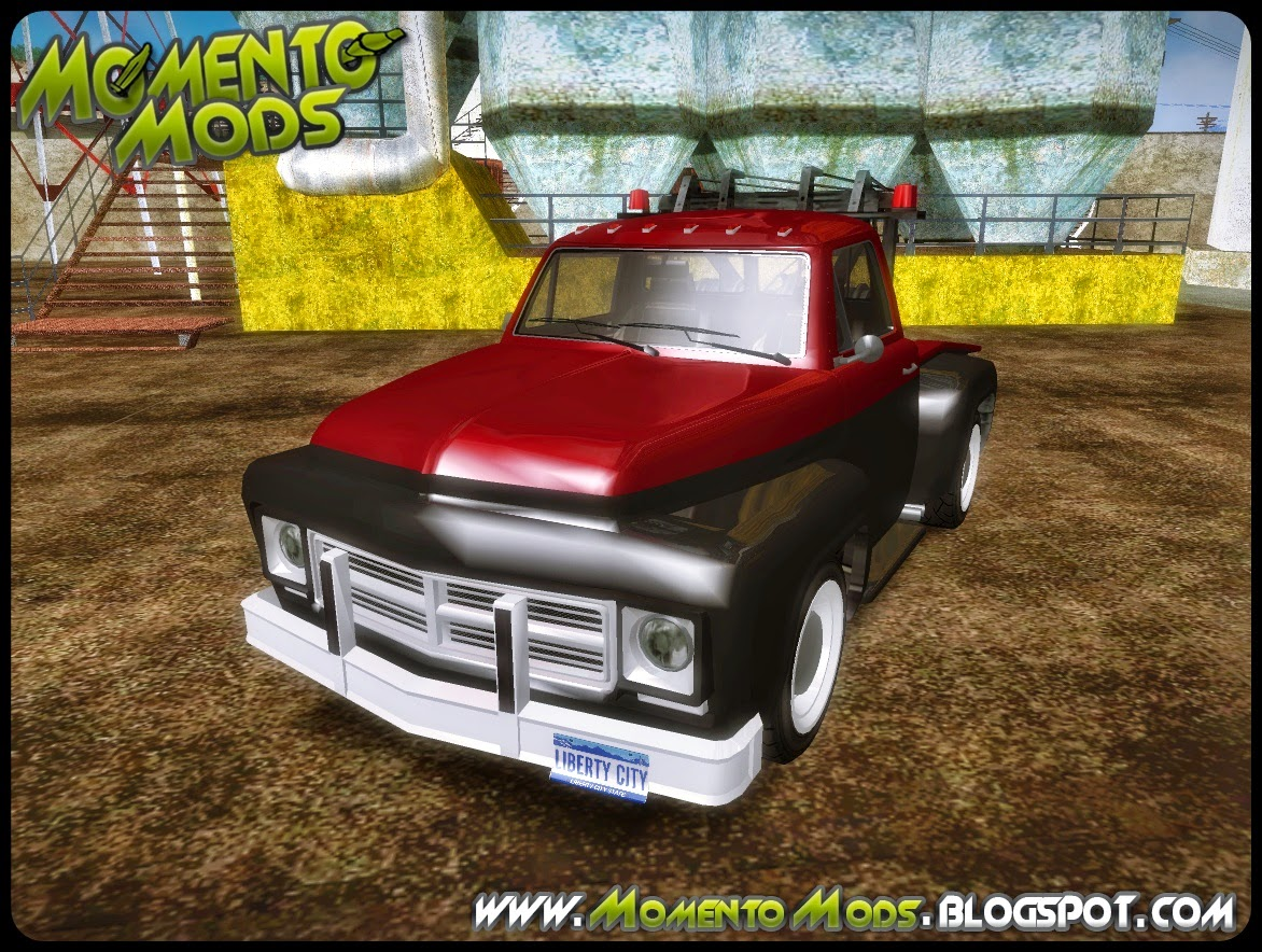 GTA SA - Towtruck Do GTA V