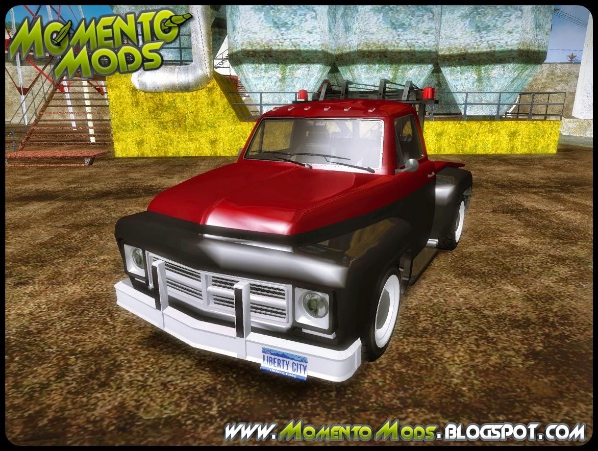 GTA SA - Towtruck Do GTA V