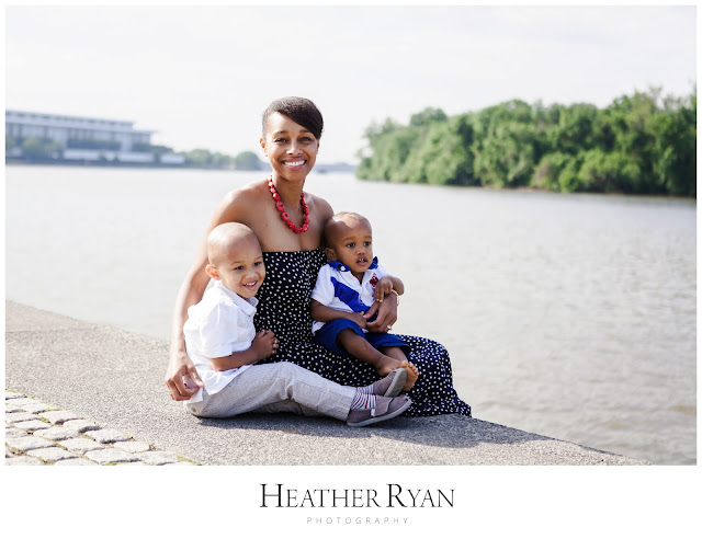 Georgetown Waterfront Family Photography   Photos by Heather Ryan Photography