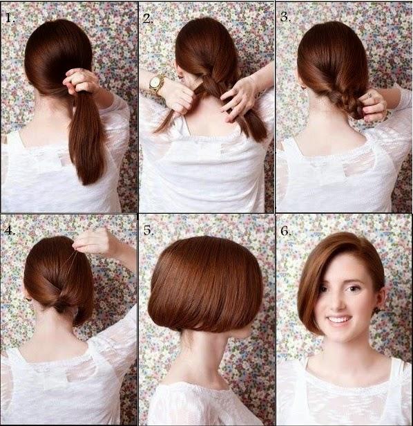 10 bellesalud tutoriales de peinados para lucir m s linda - Tutorial de peinados ...
