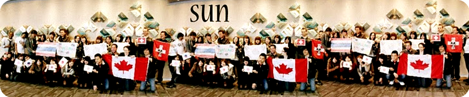 WE ARE SUNNERS!!