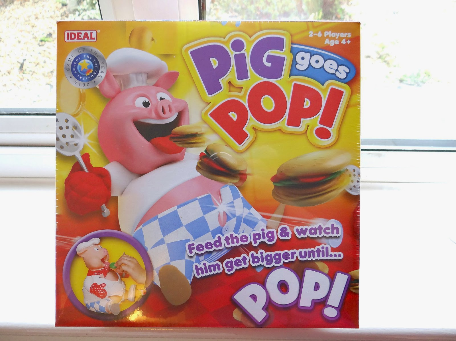 Doh Nutters, Pig Goes Pop!, Pig Out!