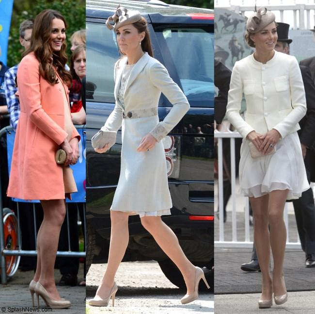 c2741b9fbb44 Duchess Kate  Kate Loves  Shoes - Part 1