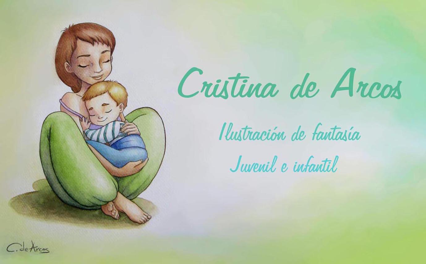 Cristina de Arcos, ilustración