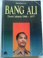 BANG ALI, DEMI JAKARTA 1966-1977