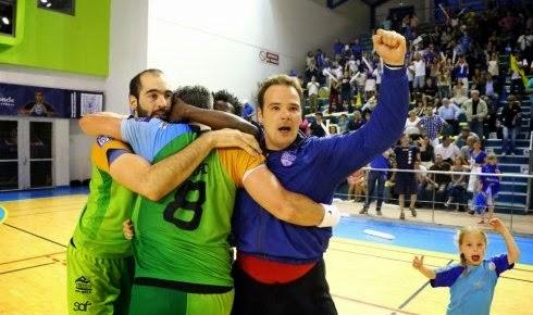 Querín y Vieyra lucharán por un ascenso a la D1 francesa | Mundo Handball