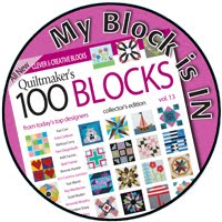 My Block is in Quiltmaker!