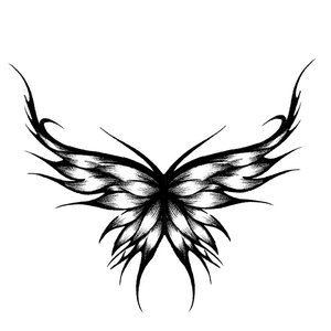 Butterfly Tattoos - Feminine Tattoos - Butterfly Tattoo ideas for Girls