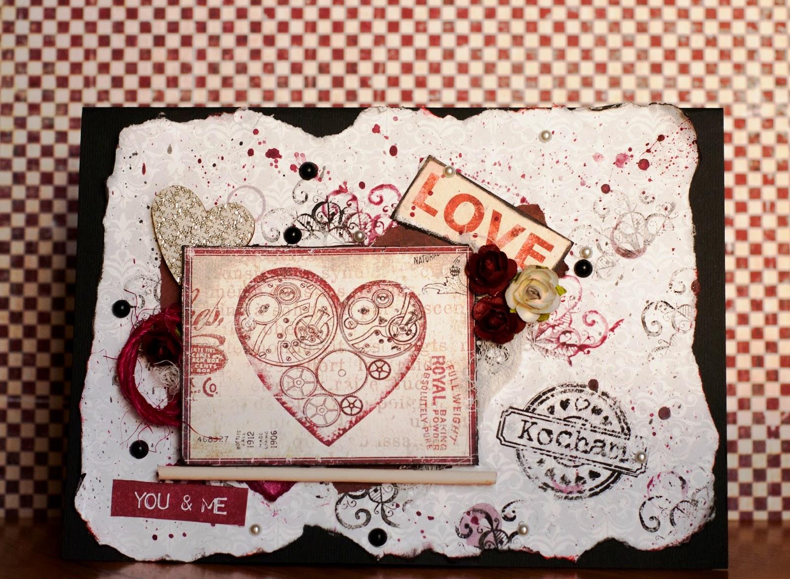 Kartka In Love