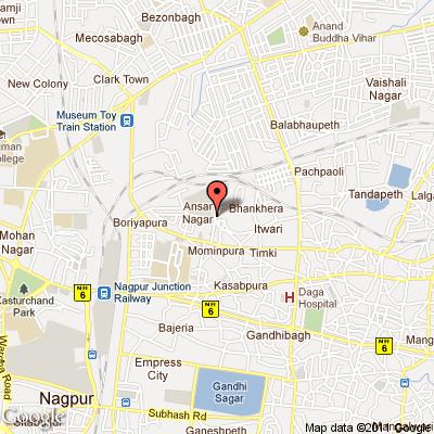 PF Office Address Nagpur