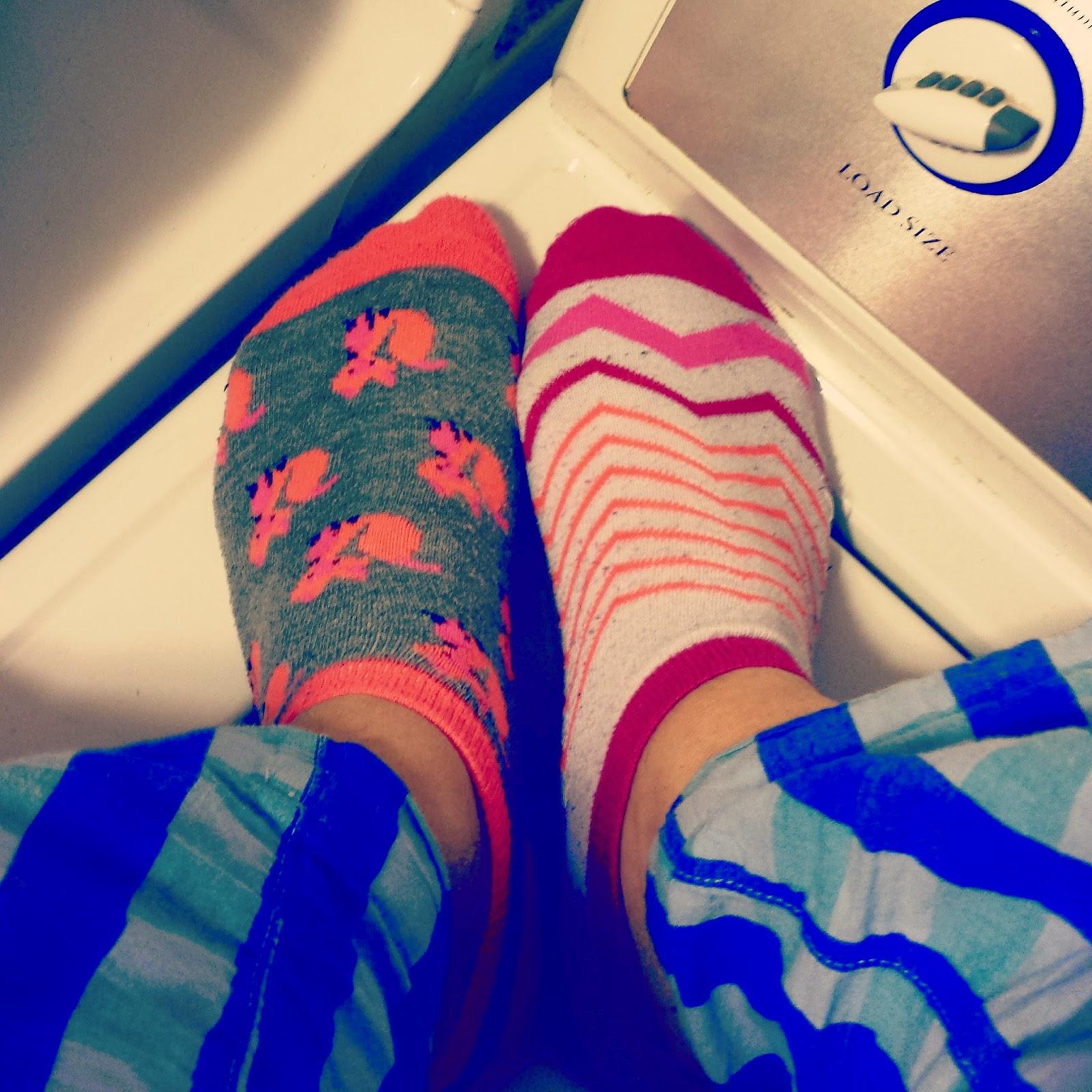 random, laundry, socks