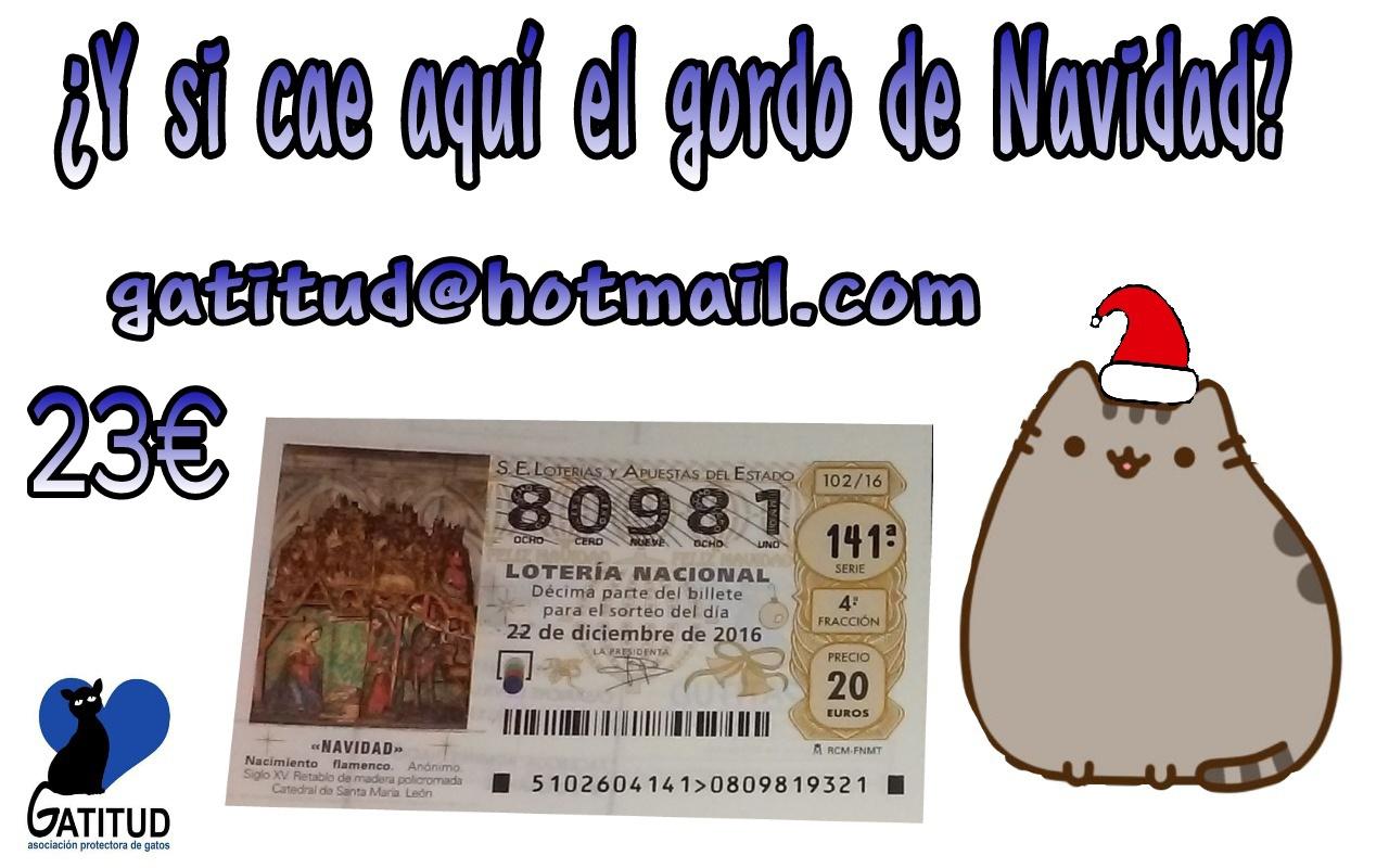 Lotería de Puente Genil - Córdoba