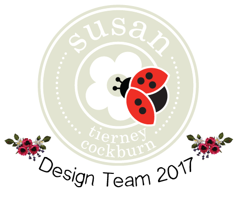 I design For Susan's Garden.