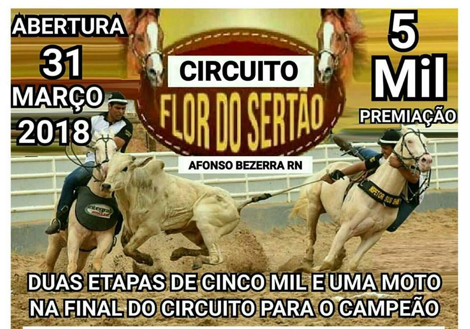 CIRCUITO FLOR DO SERTÃO