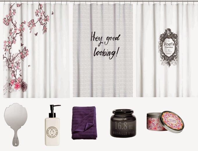 H&M Home baño