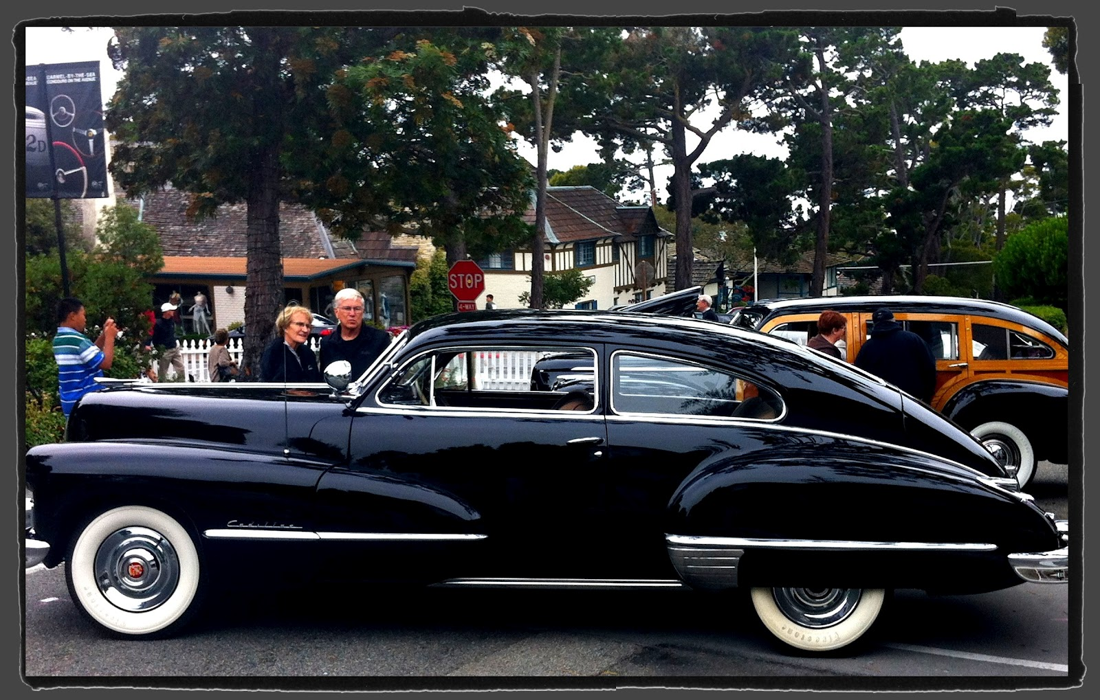 Concours d 39 elegance week on the monterey peninsula for World wide motors carmel