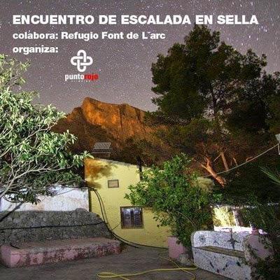 ENCUENTRO DE ESCALADA EN SELLA