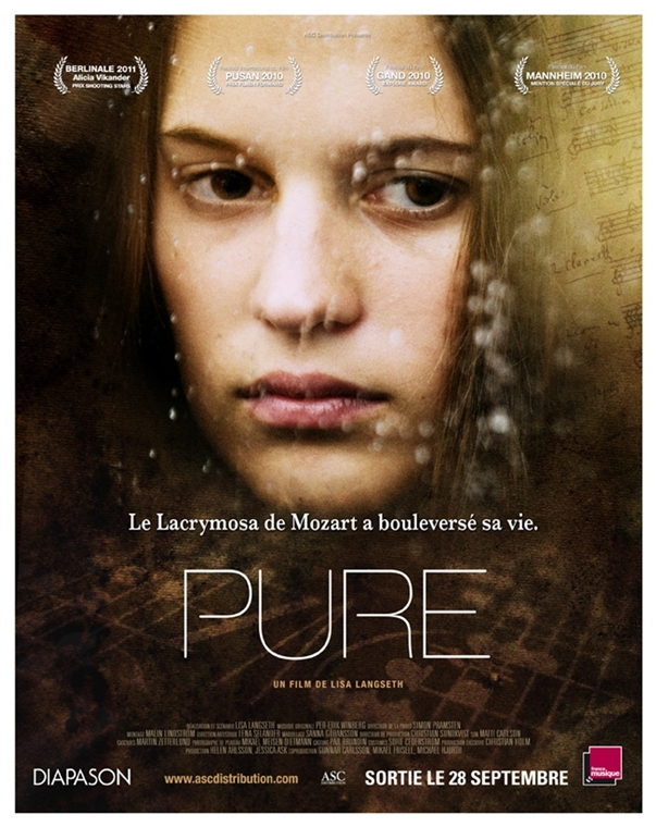 Póster de Pure, de Lisa Langseth