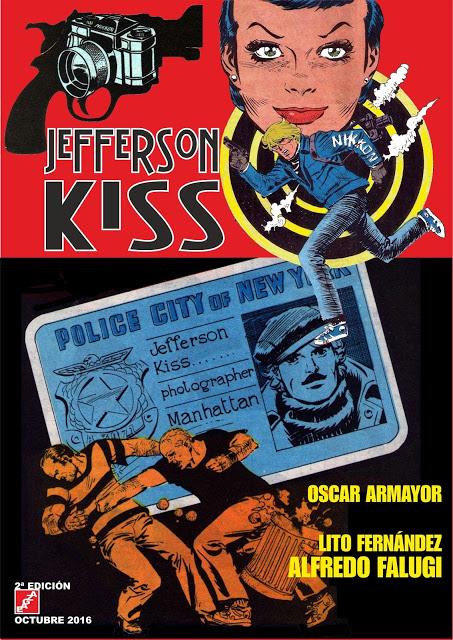 Jefferson Kiss - O. Armayor - Lito Fernández - Alfredo Falugi (2º edición) - EAGZA