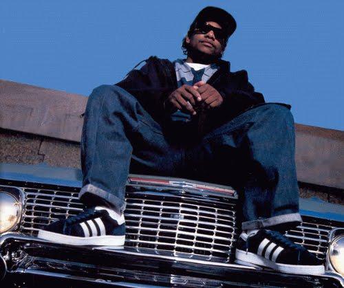 Eazy E  style