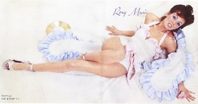 Roxy Music first album cover