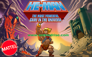 Get on Android He-Man:The Most Powerful Game