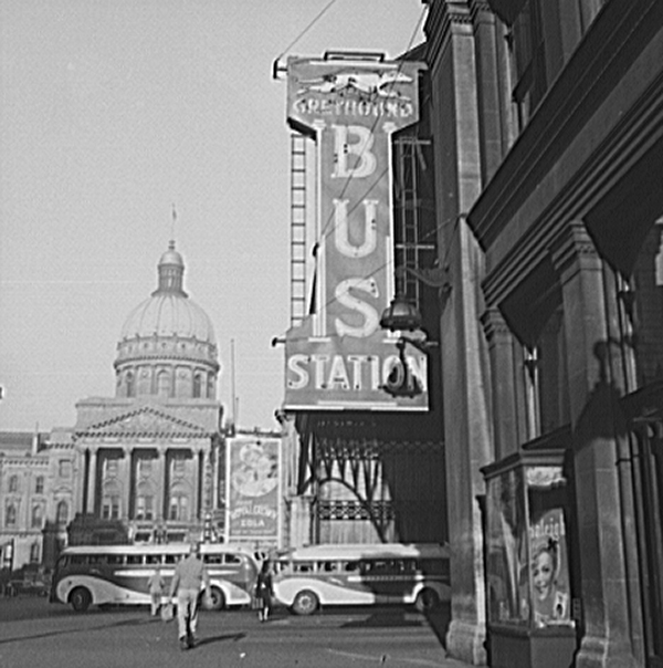 indianapolis greyhound bus html with 2012 02 01 Archive on 2012 08 01 archive besides Restored And Colorized Vintage Pictures besides Greyhound Bus Station Usa in addition 2012 02 01 archive further SoldPrice.