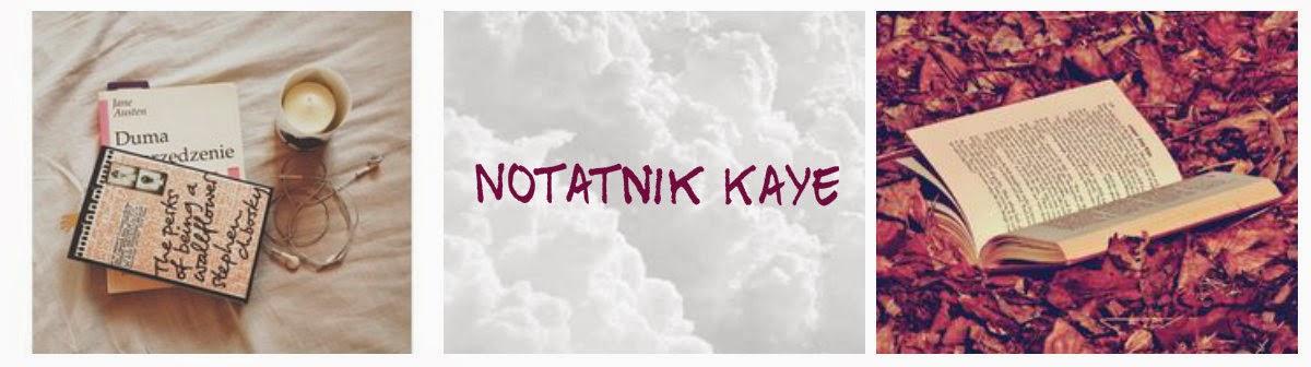 Notatnik Kaye