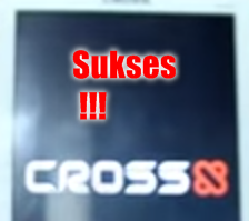 Sukses Hard Reset Cross AT1G