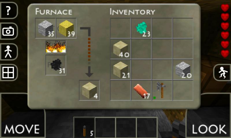 Как сделать survival craft