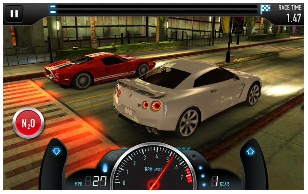 CSR RACING Android iOS