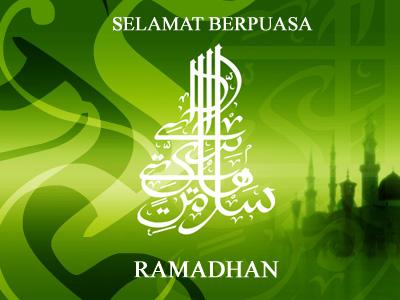 Indahnya Ramadan …