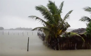 Continuous heavy Rain in srilanka : Effect in Normal life