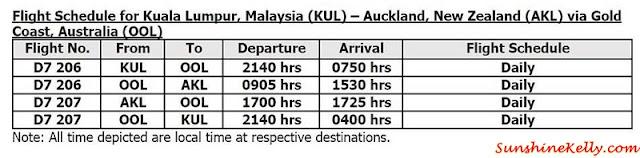 AirAsia X Now Flies to New Zealand, Airasia, airasia x, new zealand, auckland, airasia flight details, airasia flight schedule to auckland, travel