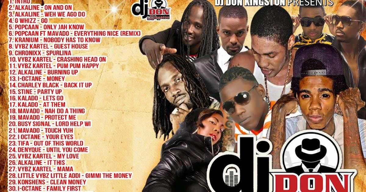 DJ DON - DUTTY GAL MIX VOL 32 | REGGAETAPESHOP