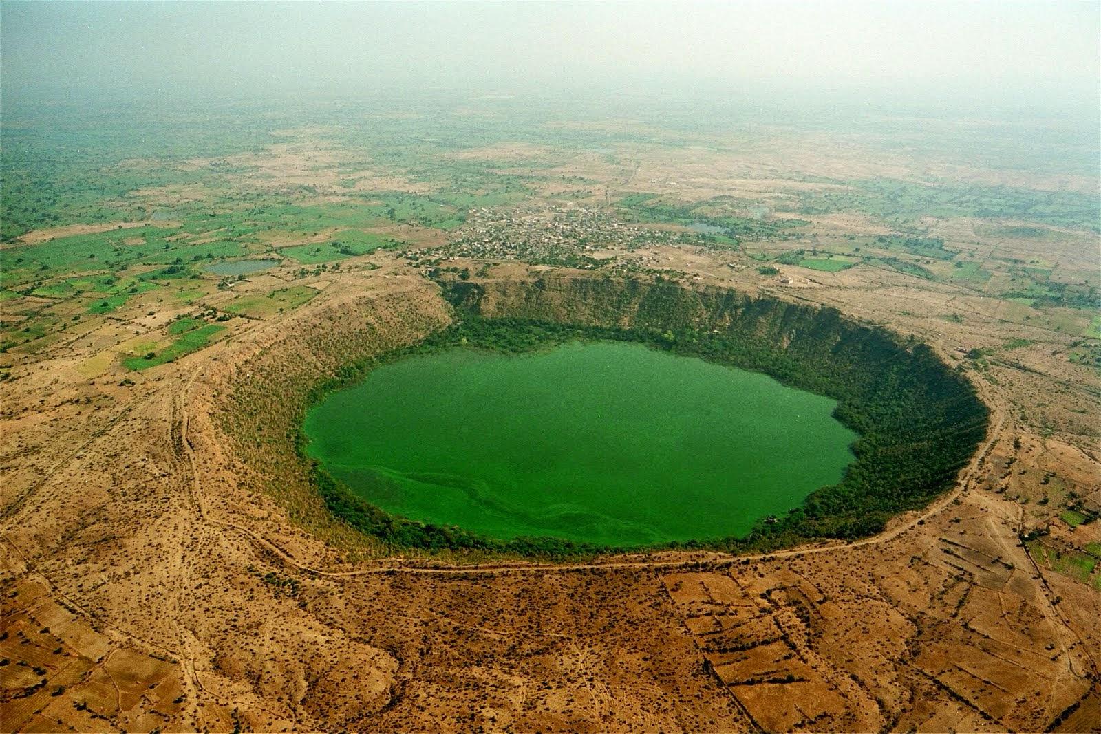 Lonar Crater, Maharashtra