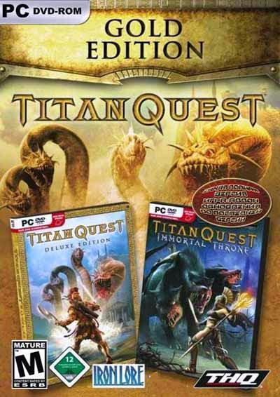 Titan Quest: Gold Edition Full Torrent İndir