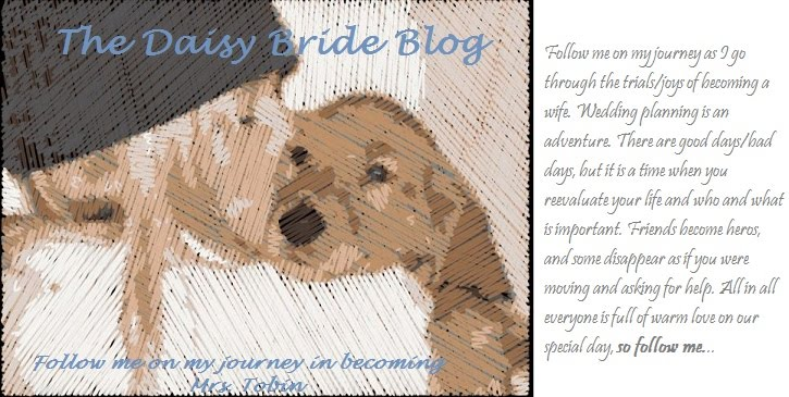 The Daisy Bride -A bride for a day and a wife for a life time