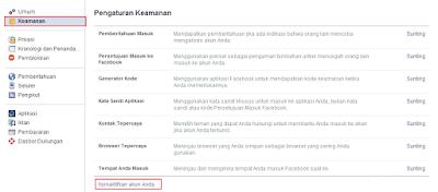 Cara Menonaktifkan Akun Facebook Sementara & Permanen1