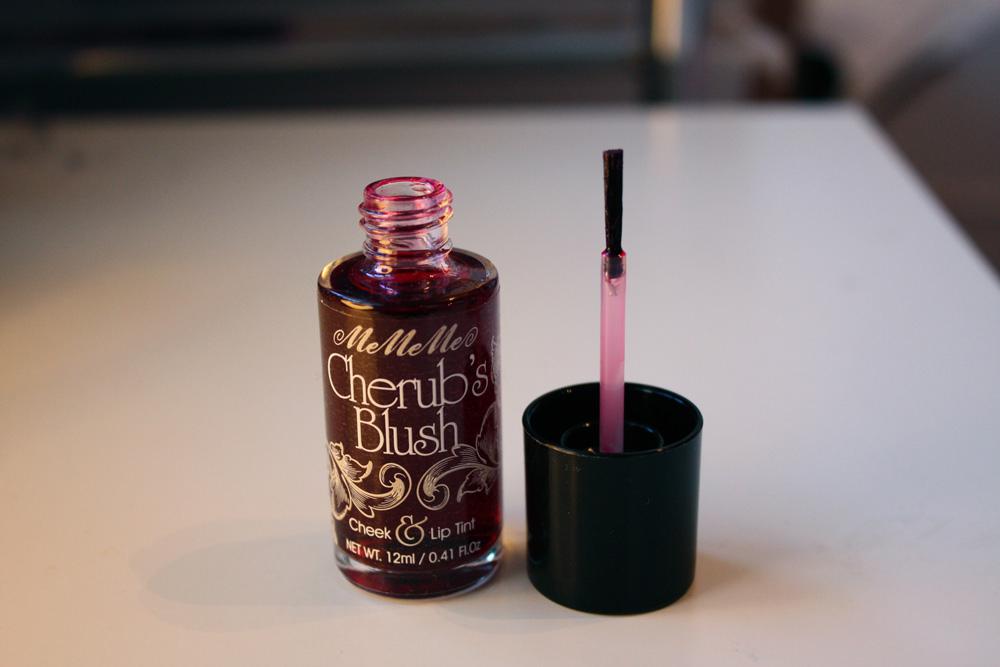 MeMeMe Cherub Blush - Cheek and lip tint