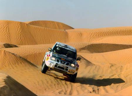 ¿Qué es el Rally Dakar?