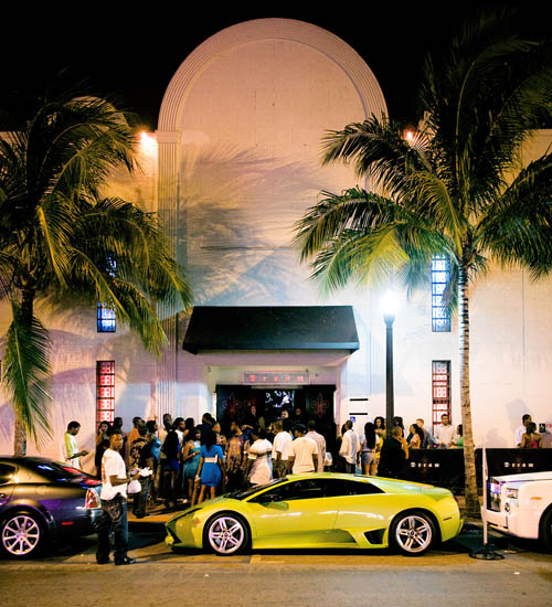 Vip South Beach Nightlife Miami Beach Fl